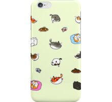 Caturday is Everyday iPhone Case/Skin