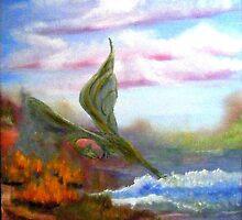 Dragon Fire by tusitalo