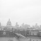 A bleak view from the Tate Modern by stjc