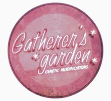 BioShock – Gatherer's Garden Genetic Modifications Logo (Bright Pink) by PonchTheOwl