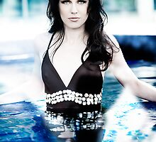 Lady In The Water by Cre8tivepixels