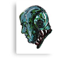 Robot Man - I think I have Super Powers Canvas Print