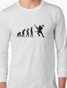 Predator evolution Long Sleeve T-Shirt