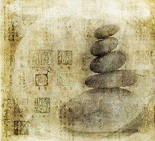 Stone Meditation by Elena Ray