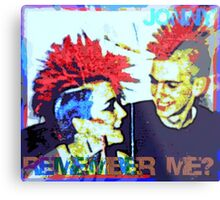 Jonny - Remember Me? Metal Print