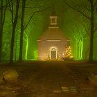 Church in my village by Minne
