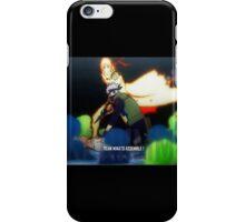 TEAM MINATO iPhone Case/Skin