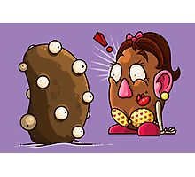 Potato Potaato Photographic Print