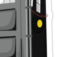 The Delordis Sticker