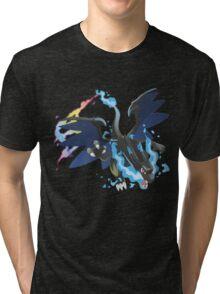 Mega Charizard X Tri-blend T-Shirt