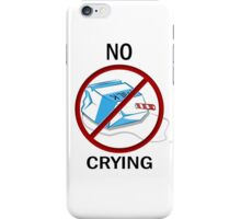 Don't Cry Over Spilt Milk iPhone Case/Skin