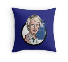 Fifth Lord of Time Throw Pillow