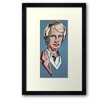 Fifth Lord of Time Framed Print