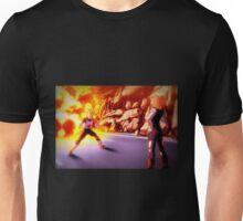 VEGETA VS ANDROID 18 Unisex T-Shirt