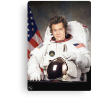 HARRY STYLES TO THE MOON Canvas Print