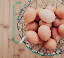 Eggs in a Basket by Bethany Helzer