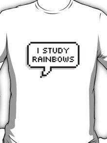I study rainbows T-Shirt