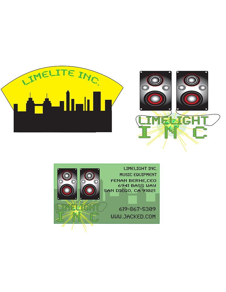 LimeLight Industries by fenan berhe