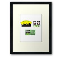 LimeLight Industries Framed Print