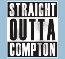 Straight Outta Compton Kids Tee