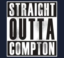Straight Outta Compton One Piece - Long Sleeve