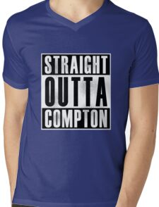Straight Outta Compton Mens V-Neck T-Shirt