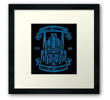 Legend Of Cybertron - Ultra Magnus Framed Print
