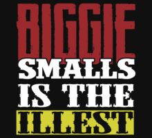 Biggie Smalls Is The Illest by thehiphopshop