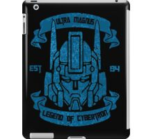 Legend Of Cybertron - Ultra Magnus iPad Case/Skin