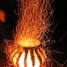 Fire Wonderland by Benjamin Schade