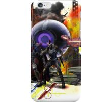 Destiny Fallen Fan Art Print iPhone Case/Skin