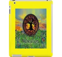 Rebelution Tree of Life 'Bright Side of Life' Beautiful Artwork iPad Case/Skin
