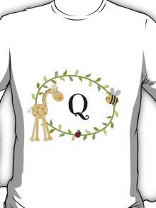 Nursery Letters Q T-Shirt