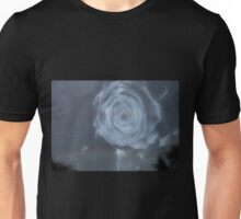 Surreal Rose and sky Unisex T-Shirt