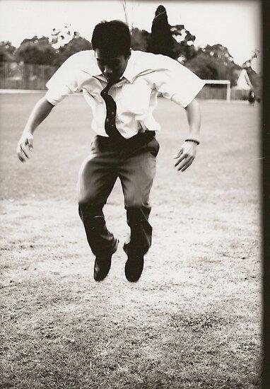 jumping john by max gersbach