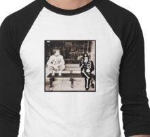 The Bad-Ass Bench Men's Baseball ¾ T-Shirt