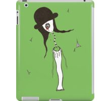 Lady Clock iPad Case/Skin