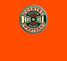 Country Western Rock'roll  Unisex T-Shirt