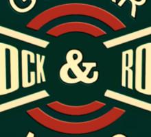 Country Western Rock'roll  Sticker