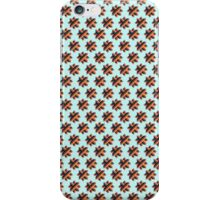 Colouring pencil stars wallpaper iPhone Case/Skin