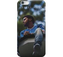 J. Cole- Forest Hills Drive iPhone Case/Skin