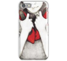 Red Shoes  iPhone Case/Skin