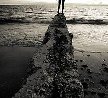 Sunset Beach by Aaron Hohlt