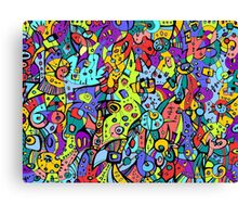 graphics Canvas Print
