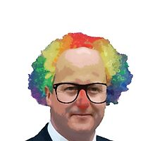 David Cameron - Clown by Grozzed