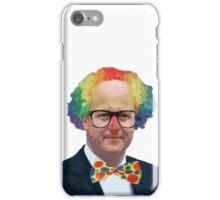 David Cameron - Clown iPhone Case/Skin