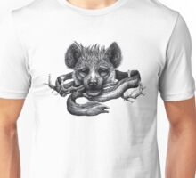 Pure As We Begin - Hyena and Eels Unisex T-Shirt