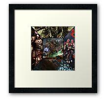 Warhammer - Chaos Framed Print