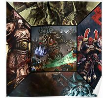 Warhammer - Chaos Poster
