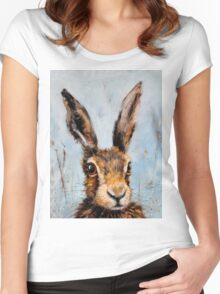 Holly Hare Women's Fitted Scoop T-Shirt
